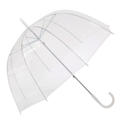 Willow Tree POE Birdcage Clear Umbrella