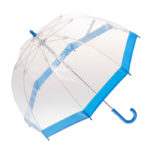 Clifton Childrens Birdcage Blue Border Umbrella