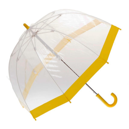 Clifton Childrens Birdcage Yellow Border Umbrella