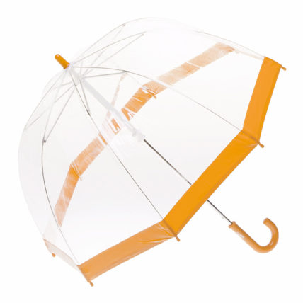 Clifton Childrens Birdcage Orange Border Umbrella