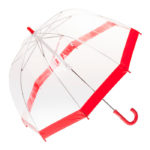 Clifton Childrens Birdcage Red Border Umbrella